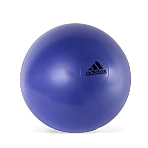 adidas(アディダス) エクササイズ ジムボール 55cm パープル ADBL-13245PL