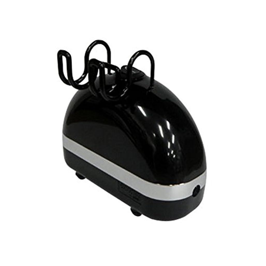 平手打ちアクセスホイットニーエアテックス コンプレッサーAPC-014-1 エコモ ブラック
