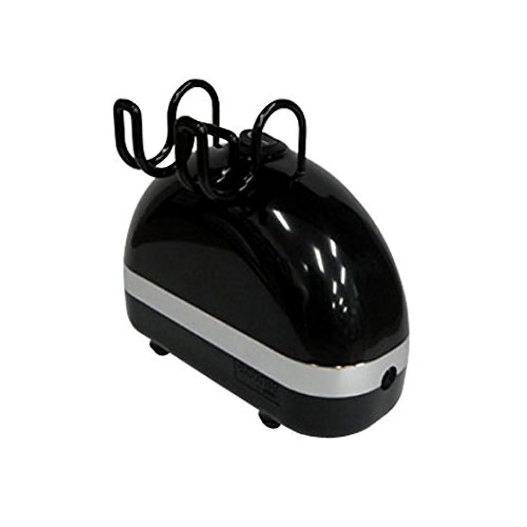 魅力バーゲン発明するエアテックス コンプレッサーAPC-014-1 エコモ ブラック