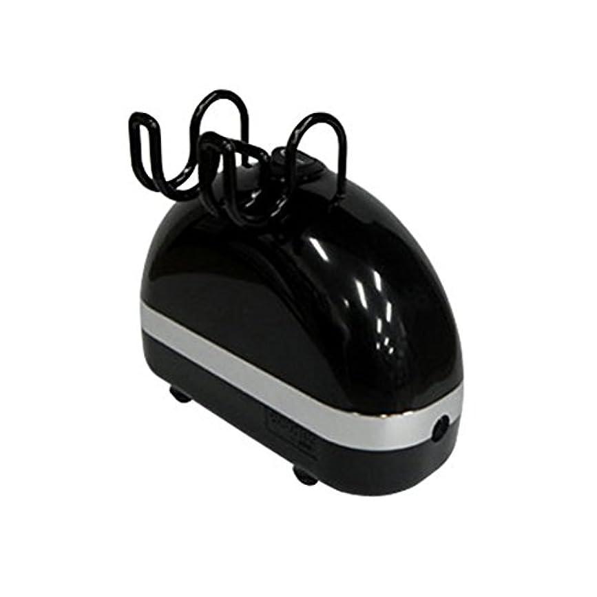 郵便物表向き洋服エアテックス コンプレッサーAPC-014-1 エコモ ブラック