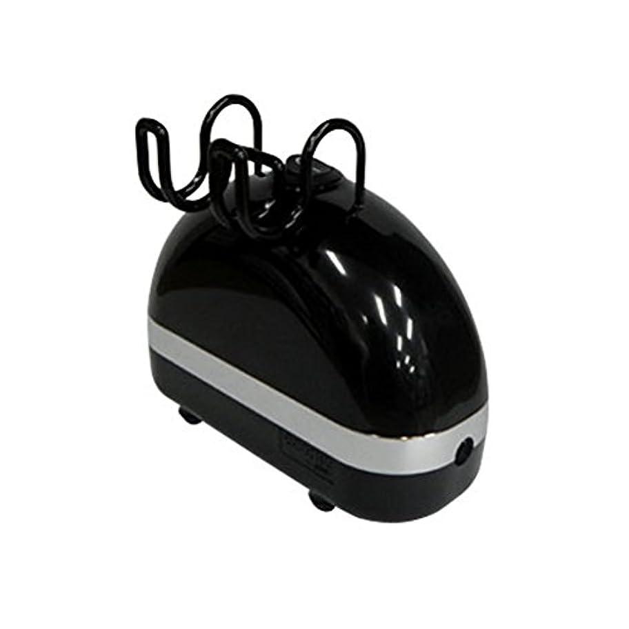 セミナー些細なレンズエアテックス コンプレッサーAPC-014-1 エコモ ブラック
