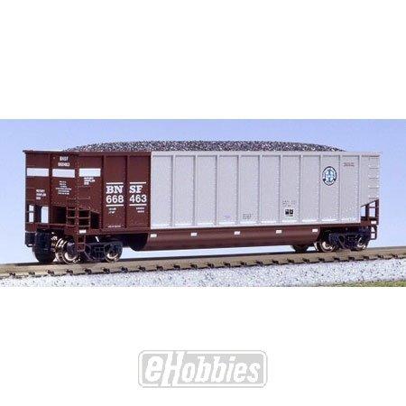 ■【KATO/カトー】(186-0602C)貨車 BethGon Coalporter BNSF #668470 単品鉄道模型 外国形モデル Nゲージ