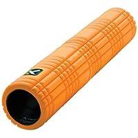 The GRID 2.0 Foam Roller EVA グリッドフォームローラー ロング 66cm 【オレンジ/黒/ピンク/ライム】 [並行輸入品]