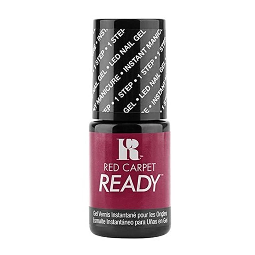 継承対称中止しますRed Carpet Manicure - One Step LED Gel Polish - Star Struck - 0.17oz / 5ml