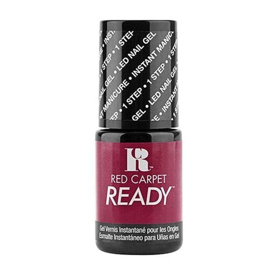 興奮するファントムフルーツ野菜Red Carpet Manicure - One Step LED Gel Polish - Star Struck - 0.17oz / 5ml
