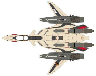 """1/72 マクロスFシリーズ VF-19EF/A イサム・スペシャル """"マクロスF"""" プラモデル"""