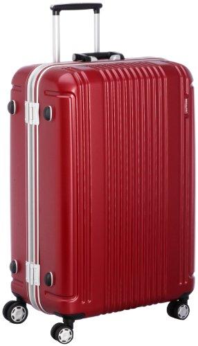 [バーマス] スーツケース  プレステージ2  縦型 4輪 83L 4.8kg 無料受託手荷物対応サイズ 60266 ワイン