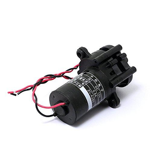 LILLYエレクトロニクス 12Vミニ歯車ポンプ自己吸いウォ...