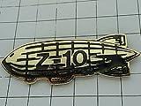 限定レア美品ピンズ◆飛行船Z-10ピンバッジフランス