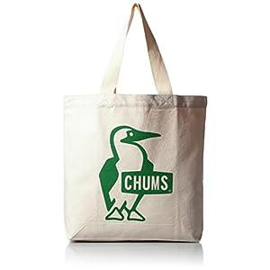 [チャムス]CHUMS Booby Canvas Tote Green