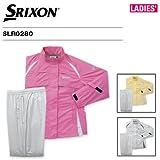 (ダンロップ) DUNLOP SRIXON(スリクソン) レディース レインウェア 上下セット(SLR0280)