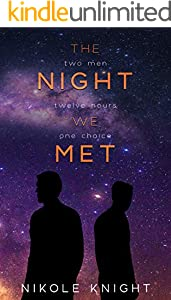 The Night We Met: MM Romance Short Story (English Edition)