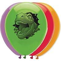 恐竜Blastパーティー12インチラテックスバルーンX 6