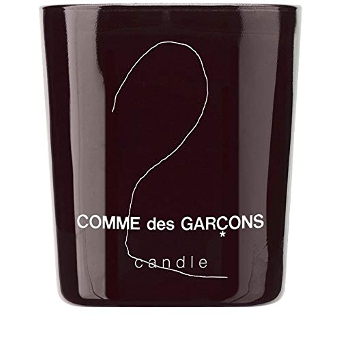 素晴らしき先入観ぬるい[Comme Des Gar?ons ] 2キャンドル150グラムCdgコム?デ?ギャルソン - Comme Des Gar?ons CDG 2 Candle 150g [並行輸入品]