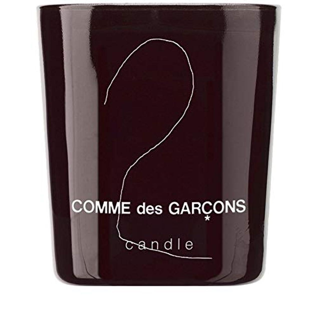 [Comme Des Gar?ons ] 2キャンドル150グラムCdgコム?デ?ギャルソン - Comme Des Gar?ons CDG 2 Candle 150g [並行輸入品]