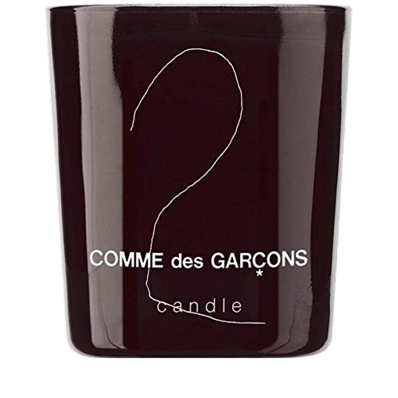 口径所得舗装[Comme Des Gar?ons ] 2キャンドル150グラムCdgコム?デ?ギャルソン - Comme Des Gar?ons CDG 2 Candle 150g [並行輸入品]