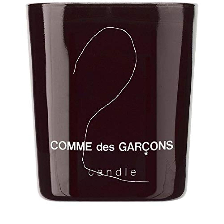 空港枢機卿ところで[Comme Des Gar?ons ] 2キャンドル150グラムCdgコム?デ?ギャルソン - Comme Des Gar?ons CDG 2 Candle 150g [並行輸入品]