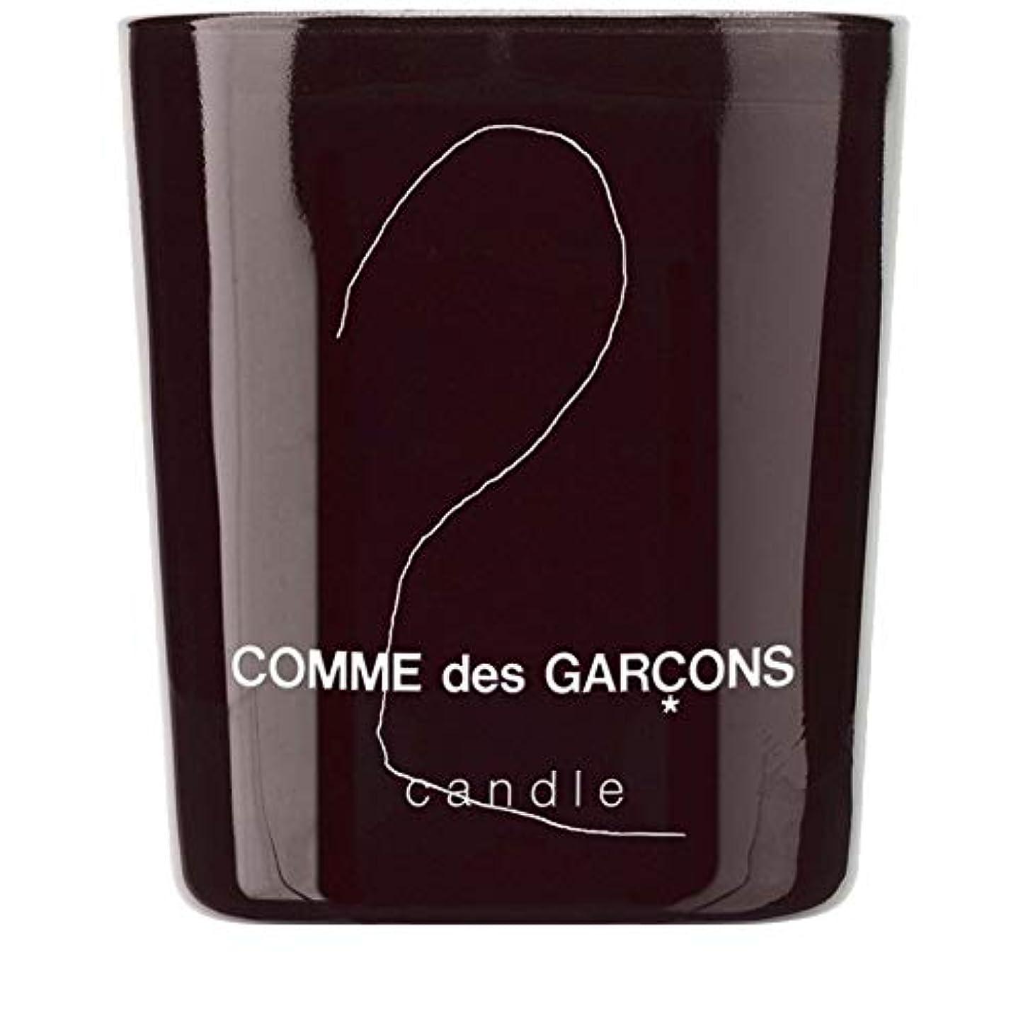 親経由で洗う[Comme Des Gar?ons ] 2キャンドル150グラムCdgコム?デ?ギャルソン - Comme Des Gar?ons CDG 2 Candle 150g [並行輸入品]