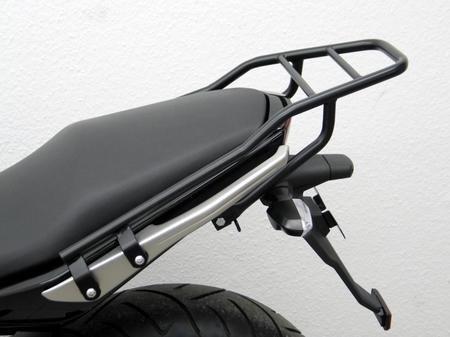 Fehling: ラゲッジキャリア ブラック for Kawasaki ER 6n(09-)