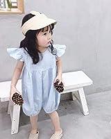 ロースパース 連体服韓国風キッズ服カジュアル80cm-120cm