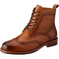 Antoine & Stanley Men's HARDBRN01 Hardy Boots