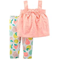 Carter's Baby Girls' 2 Pc Playwear Sets 239g354