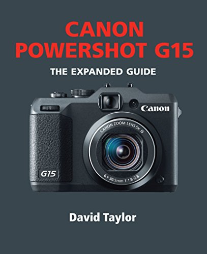 Canon Powershot G15 (The Expan...