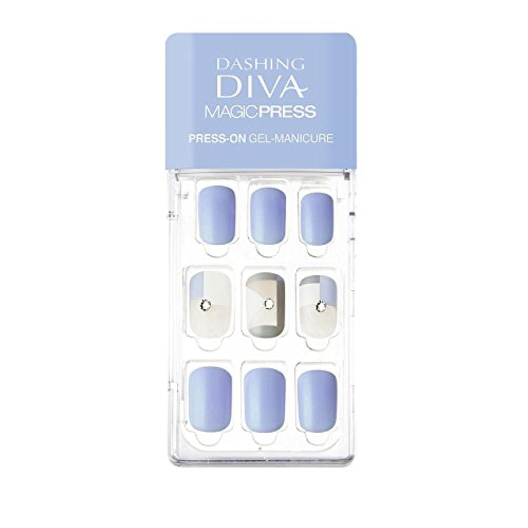 つかむ独裁寸前ダッシングディバ マジックプレス DASHING DIVA MagicPress MDR136-DURY+ オリジナルジェル ネイルチップ