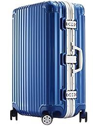 b1a1961efb 【在庫処分価格】[VERRY PC] スーツケース フレーム ダブルキャスター ダイヤルロック TSAロック キャリーケース キャリーバッグ キャリーバック  修学旅行 出張…