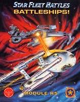[ADB Amarilo]ADB Amarilo Design Bureau Star Fleet Battles ADB: R5 Module, Battleships!, for the Star Fleet Battles [並行輸入品]