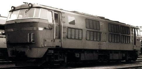 Nゲージ A6158 DD54-2 1次型タイプ・エアフィルタ・手すり増設後
