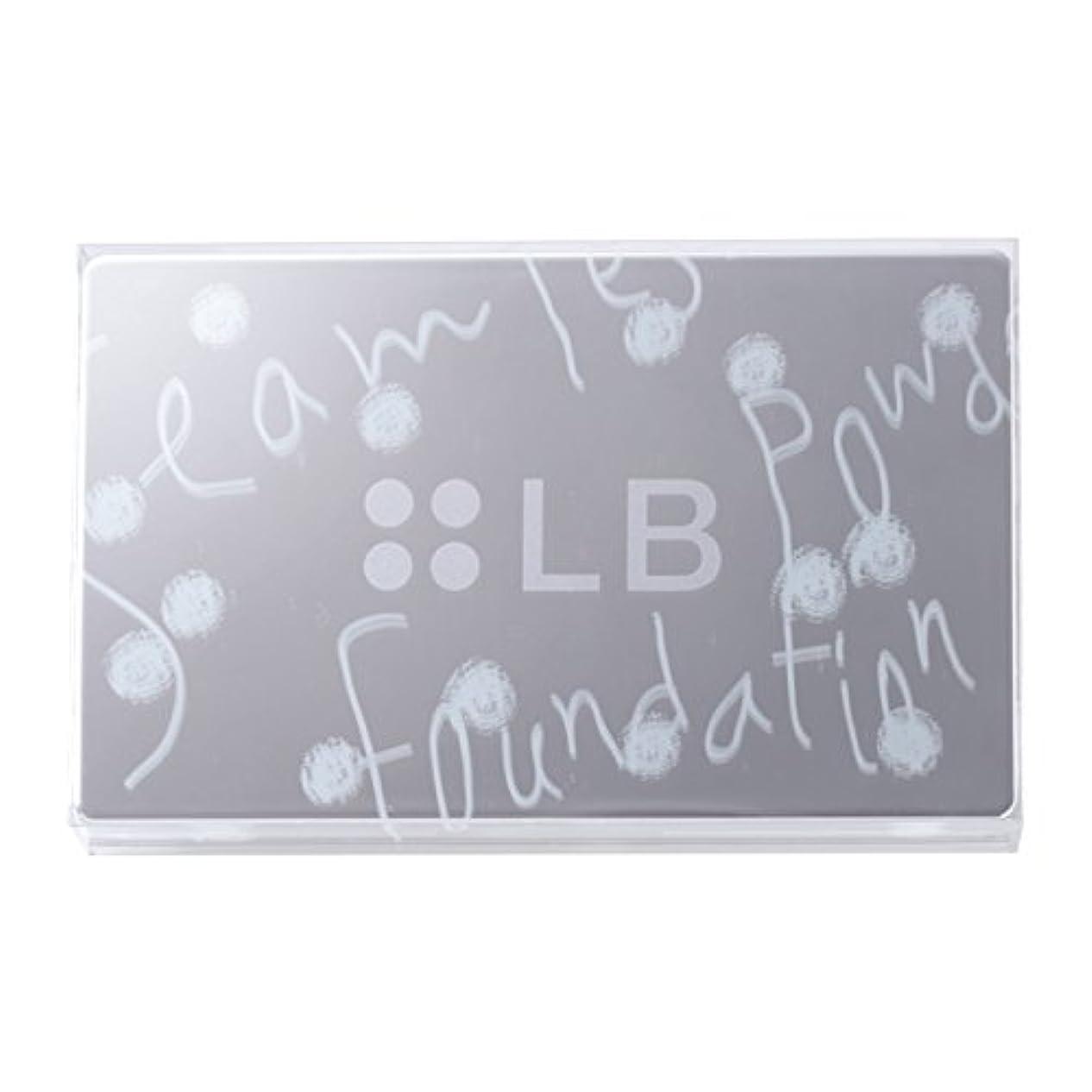 時刻表受け入れた識字LB シームレスパウダーファンデーション ケース