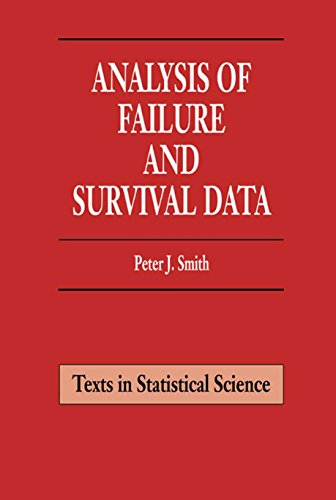 Analysis of Failure and Survival Data (Chapman & Hall/CRC Texts in Statistical Science)