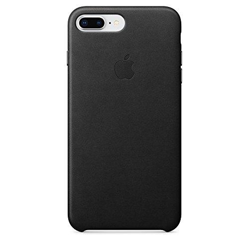 Apple アップル 純正 iPhone 8 Plus / 7 Plus レザーケース (ブラック)