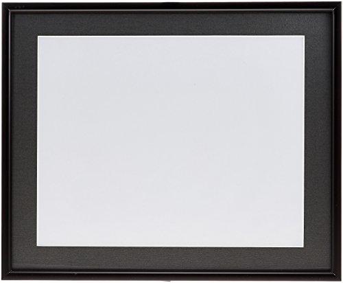 RoomClip商品情報 - FUJICOLOR 額縁 A28 ブラック(つや消し) 半切 アルミ ブラック 49217