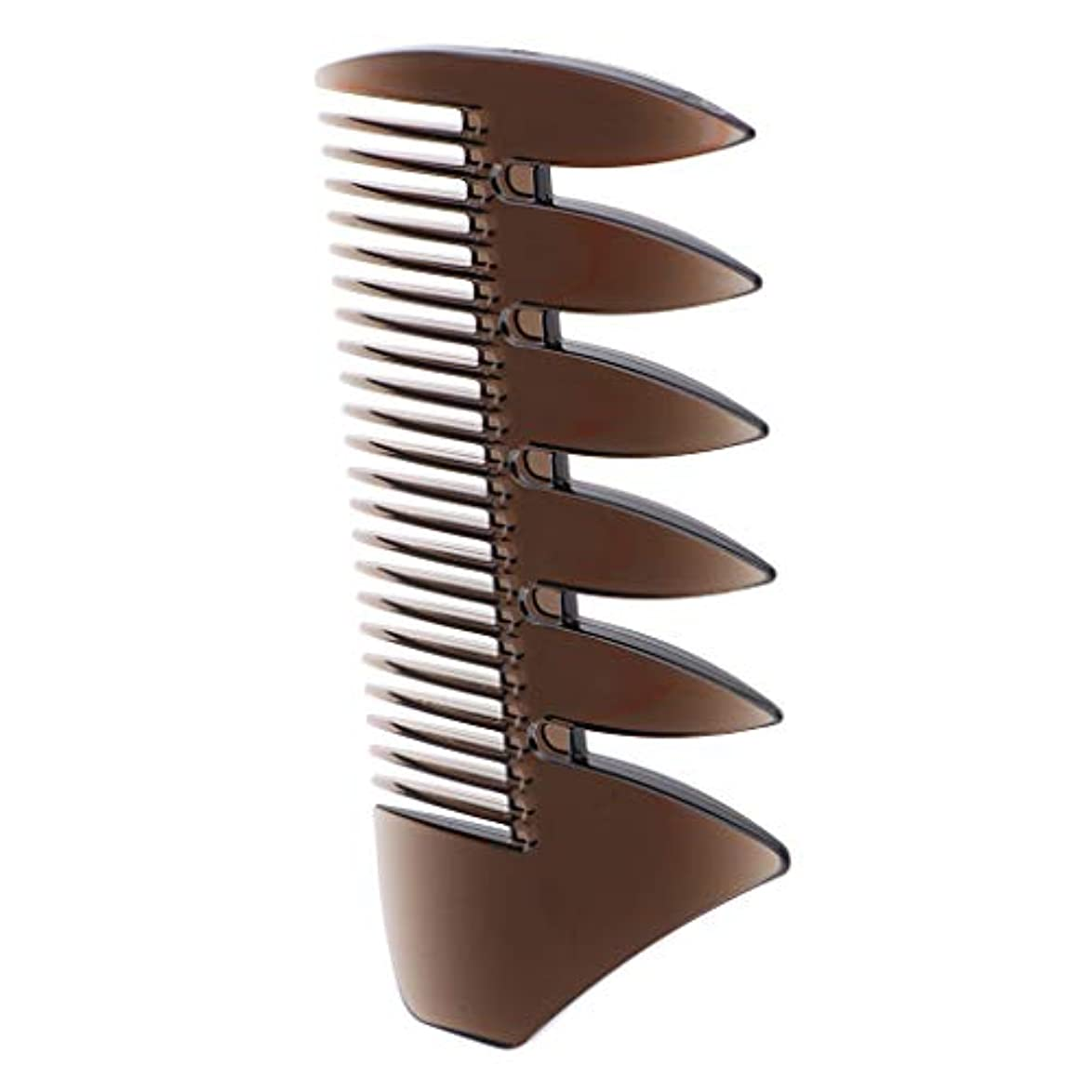 時系列サンダル食い違いヘアブラシ ヘアダイコーム ハイライト ヘアカラーリング用櫛 セクショニング ヘアケア 柔軟性