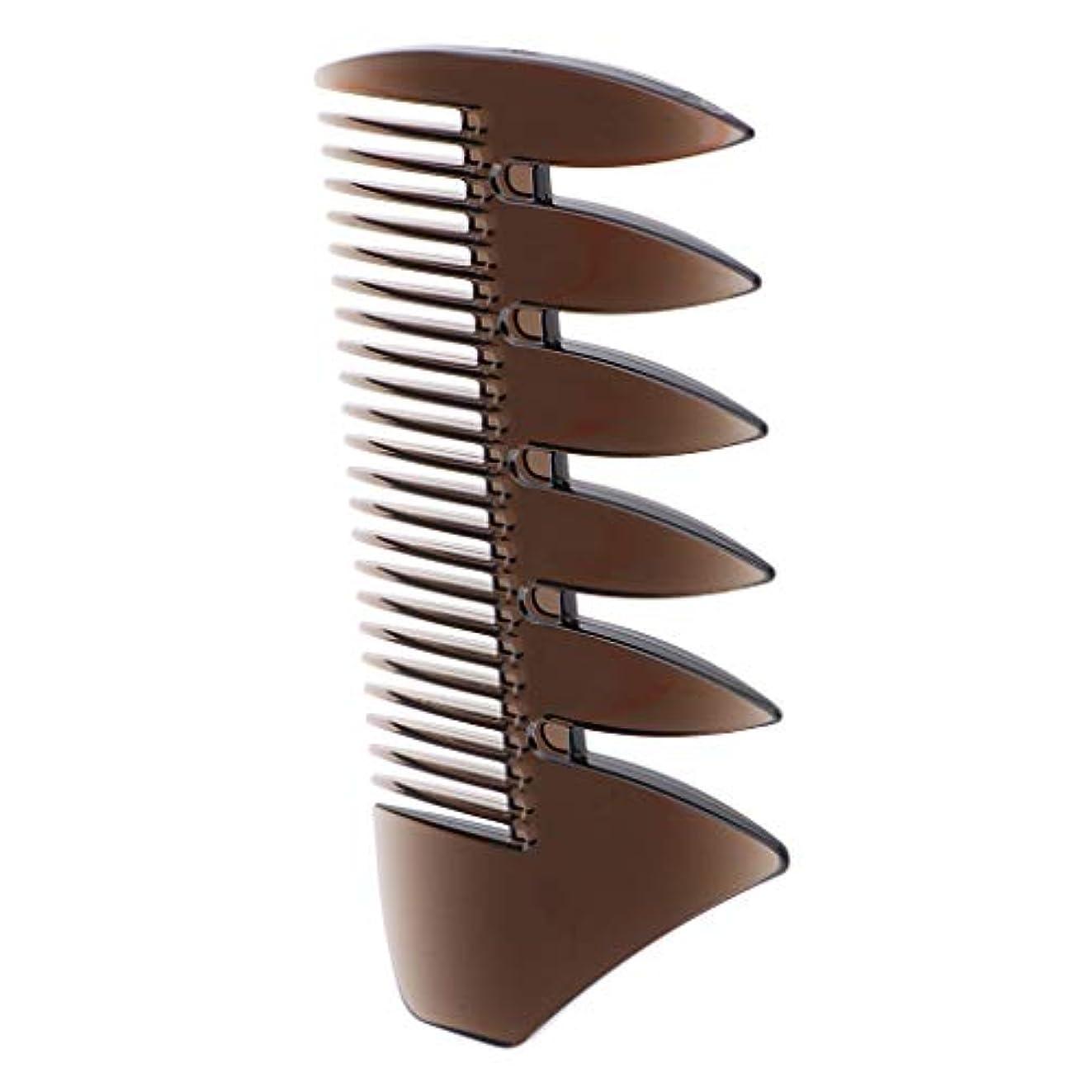 アリーナウェブ想像力豊かなヘアブラシ ヘアダイコーム ハイライト ヘアカラーリング用櫛 セクショニング ヘアケア 柔軟性