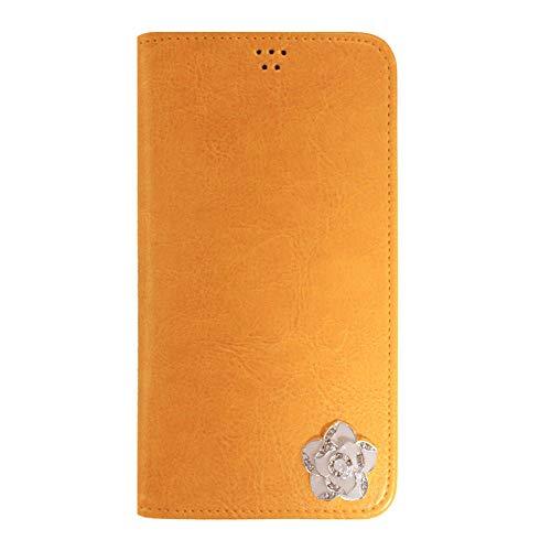 ROCOCO[samsung GALAXY S4 SC-04E SC04E ギャラクシー GALAXY4 対応 Flip Case] 手帳型ケース 全機種対応 全機種対応スマホケース フリップケース 携帯カバー 機種対応 スマホカバー GALAXYケース GALAXYカバー 手帳型 ケース 手帳 カバー 人気 かわいい おすすめ 丈夫 収納 カード ブーケ 花束 カード入れ Flip 携帯 シンプル カラープール Color 人気デザイン かわいい icカード入れ ギャラクシースマホケース Camel