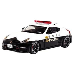 RAI'S 1/43 日産 フェアレディ Z NISMO (Z34) 2016 警視庁高速道路交通警察隊車両