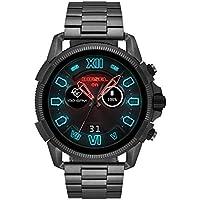 Diesel Men's DZT2011 Smart Digital Grey Watch