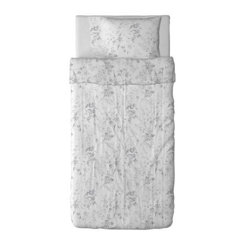 RoomClip商品情報 - ALVINE KVIST 掛け布団カバー&枕カバー 201.728.25 IKEA イケア