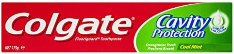 Colgate Cavity Protection Cool Mint Fluoride