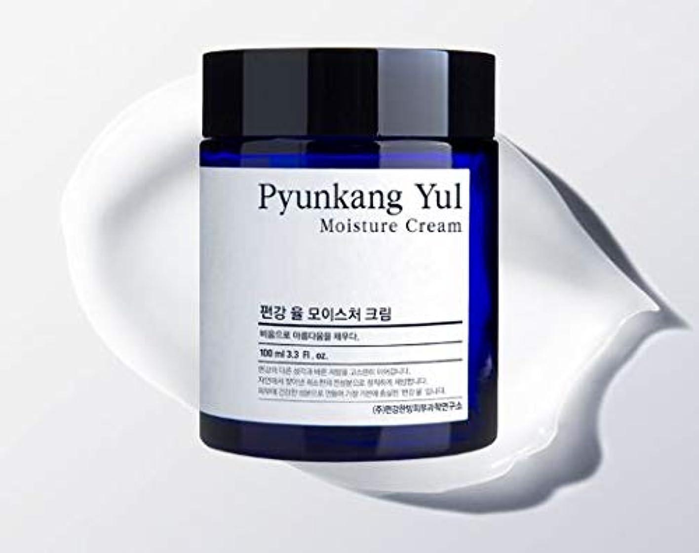 聴く廃止する仲介者[Pyunkang Yul] Moisture Cream 100ml /モイスチャークリーム 100ml [並行輸入品]
