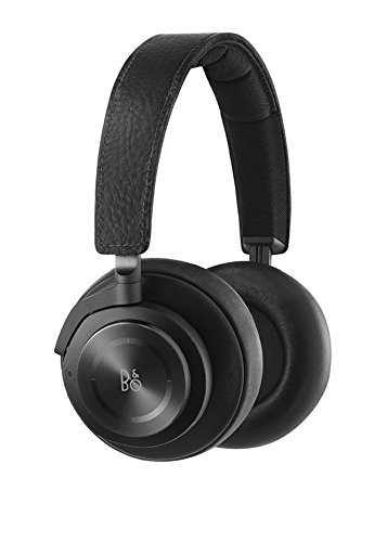 B&O Play ワイヤレスヘッドホン BeoPlay H9 密閉型 オーバーイヤー ノイズキャンセリング Bluetooth aptX-LL AAC SBC対応 ブラック(Black) Beoplay H9 Black by Bang & Olufsen(バングアンドオルフセン) 【国内正規品】