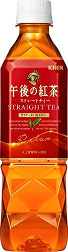午後の紅茶 ストレートティー 500ml ×24本