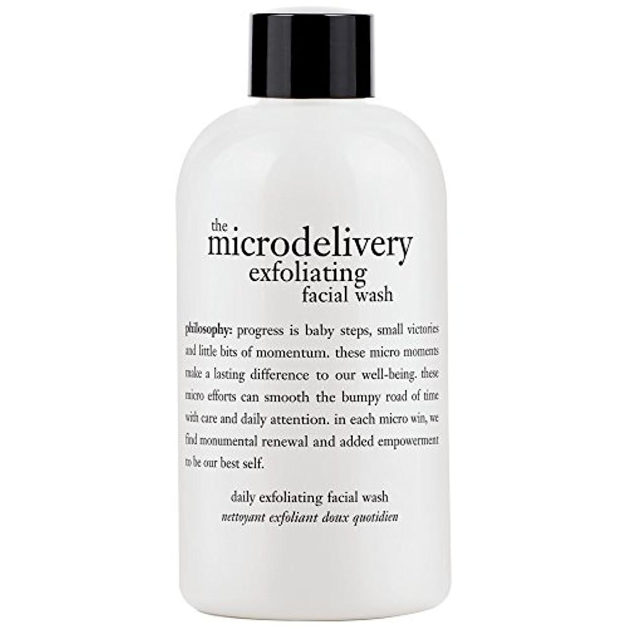 ローンライフルブレイズ哲学洗浄を剥離ミクロ送達、240ミリリットル (Philosophy) - Philosophy The Microdelivery Exfoliating Wash, 240ml [並行輸入品]