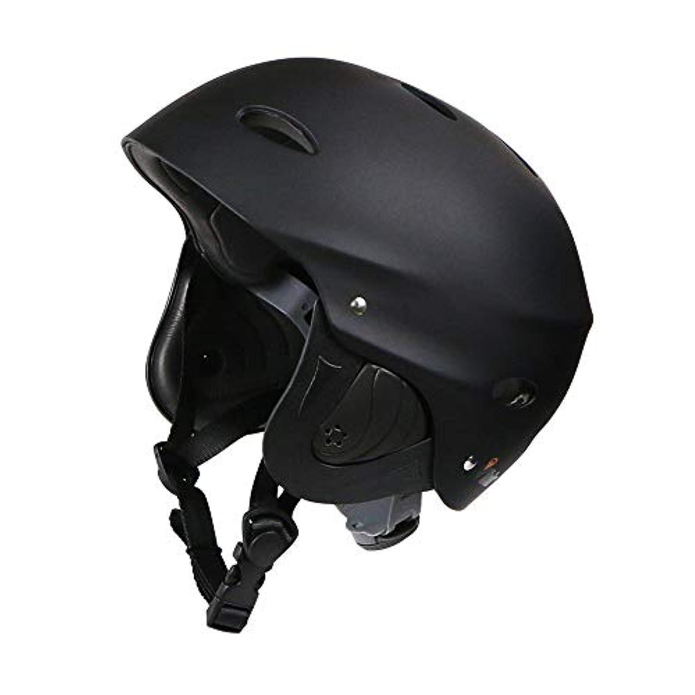 Caudblor スポーツヘルメット カヌーカヤック ウォータースポーツヘルメット 登山 クライミング 大人用ヘルメット 安全保護 耐水 男女兼用