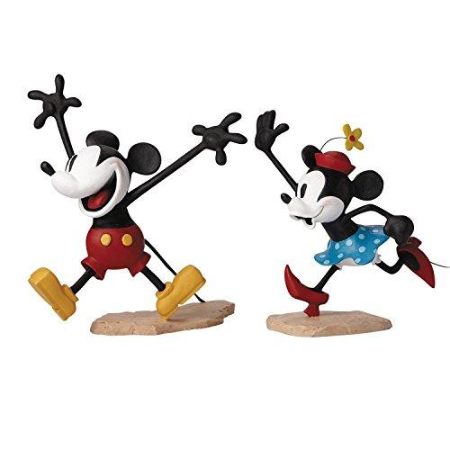 월 도 ・디즈니 archive・콜렉션/ 미키마우스&미니 마우스  마켓토  세트 컬러 ver (2016-08-05)