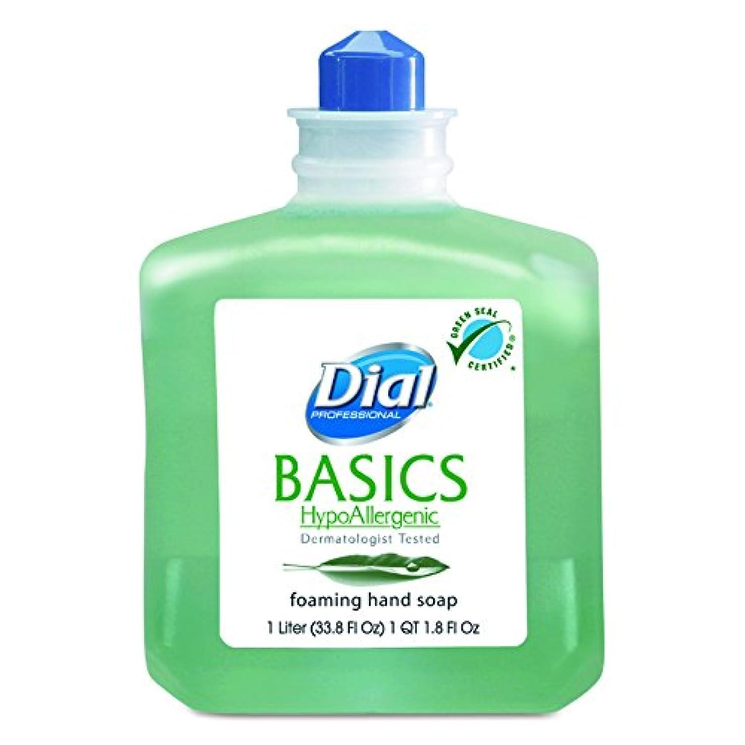 国ひどい極めて重要なBasics Foaming Hand Soap Refill, 1000 mL, Honeysuckle (並行輸入品)