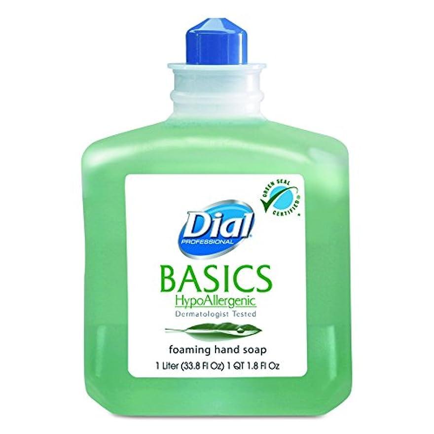 マイナス肯定的ラジカルBasics Foaming Hand Soap Refill, 1000 mL, Honeysuckle (並行輸入品)